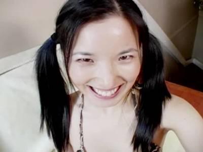 Asiatin liebt Amateur Oral XXX