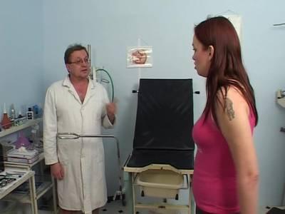 Perverse Fetisch Doktorspiele