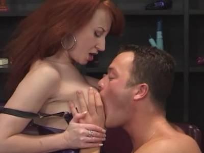Sex mit rothaariger Milf Swingerin