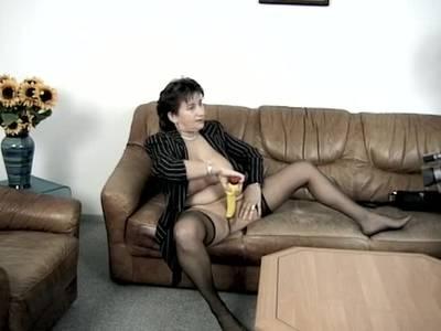 Deutsches Mature beim Erotik Casting