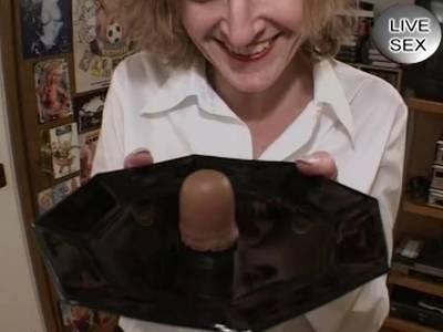 Fetischerotik mit deutscher Milf