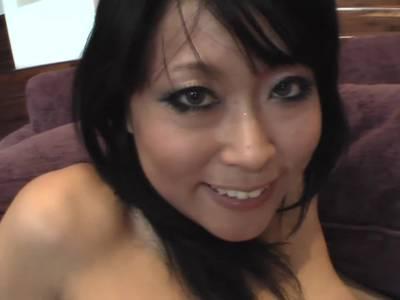 Dreiersex Casting mit versauter Asian