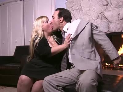 HD Porno Film mit ganz fetter Frau