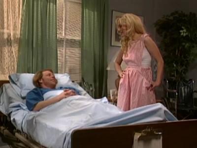 HD XXX mit blonder Krankenschwester