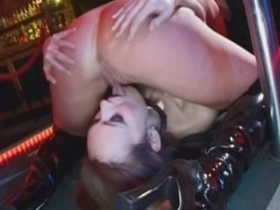Fetisch Sex mit zwei lesbischen Ladies