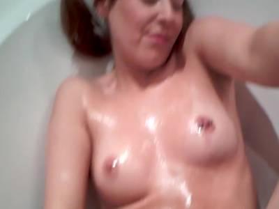 Orgasmus in der Badewanne